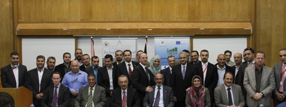 توقيع مذكرة مع مشروع تجمع قطاع الأثاث لتنمية القطاع الخاص لإنشاء مركز تطوير وإبداع